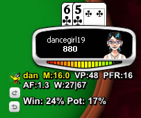 Poker Calculator HUD